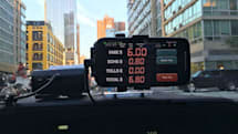 Flywheel's phone-based taxi meter arrives in NYC