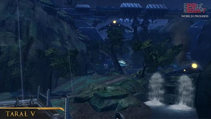 PAX East 2011: Hands-on with SWTOR's Taral V