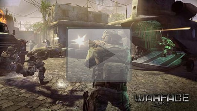 Warface secures Chinese publishing rights, deploys gameplay footage