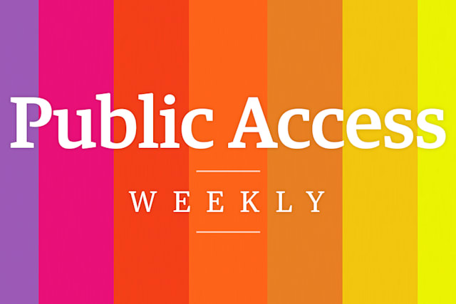 The Public Access Weekly: Ch-ch-ch-changes