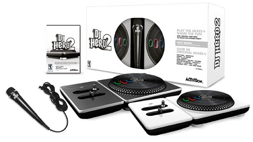 DJ Hero 2 now available for purchase, Beck still wondering about royalty checks