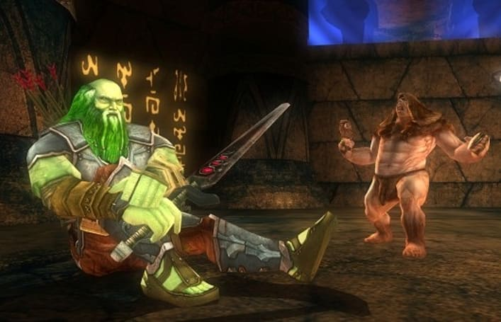 A tour of DDO Update 17: Return to Gianthold
