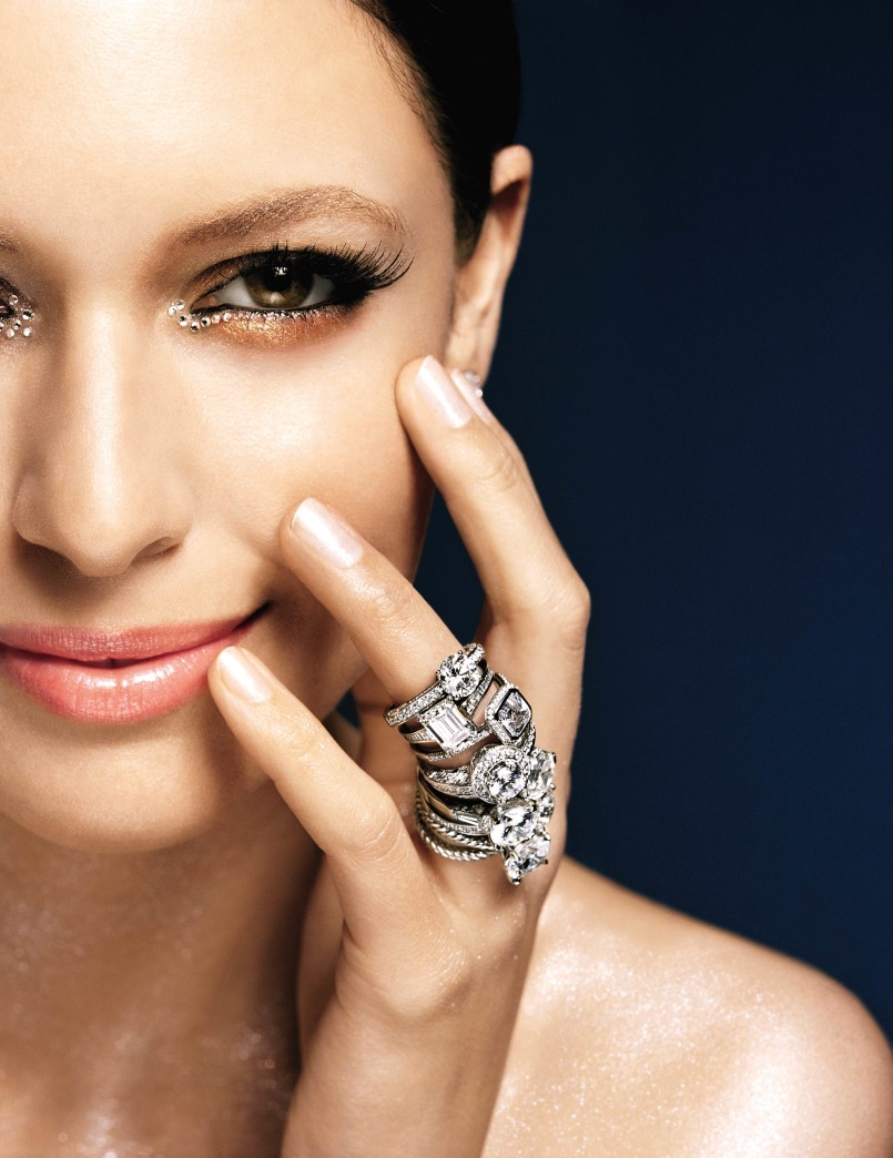 How to clean your engagement ring at home (and what not to do)