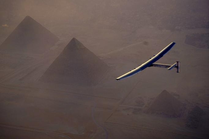Solar Impulse 2 starts the last leg of its round-the-world flight