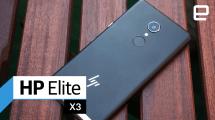 HP Elite X3: Hands-on