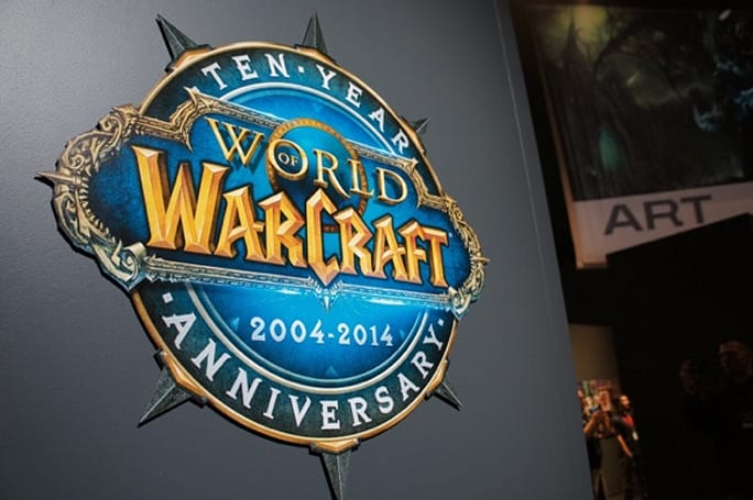 BlizzCon 2014: Art gallery celebrates Blizzard's past and present