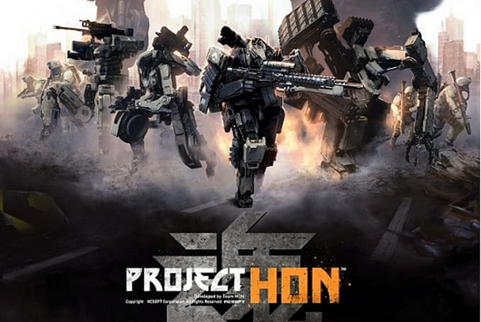 NCsoft releases more Project HON trailers for G-Star 2014