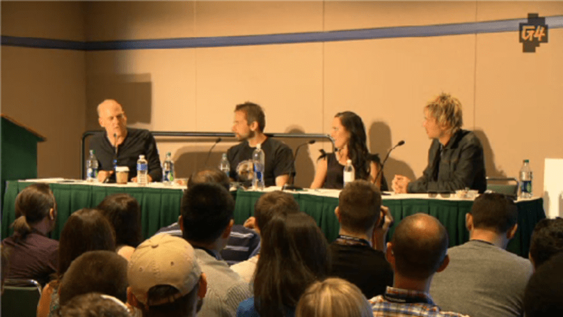 BioShock Infinite PAX panel video explores the importance of relationships, crying in tiny rooms