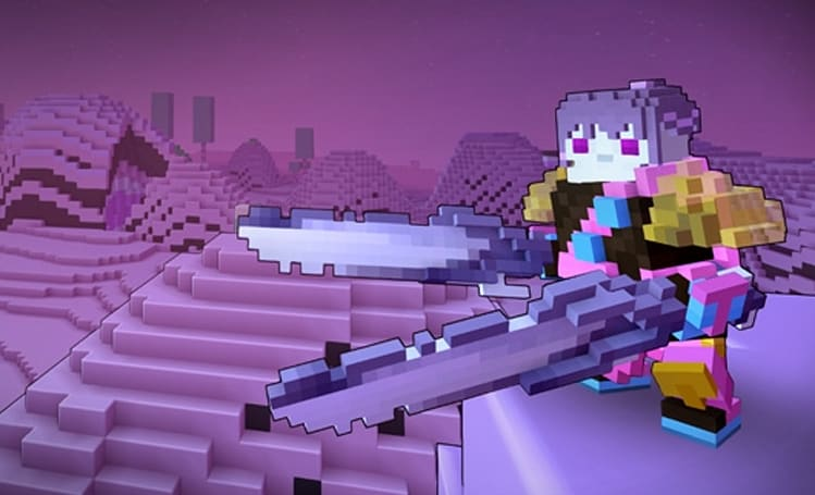 Trove gets a sugar high with its Candy Barbarian class