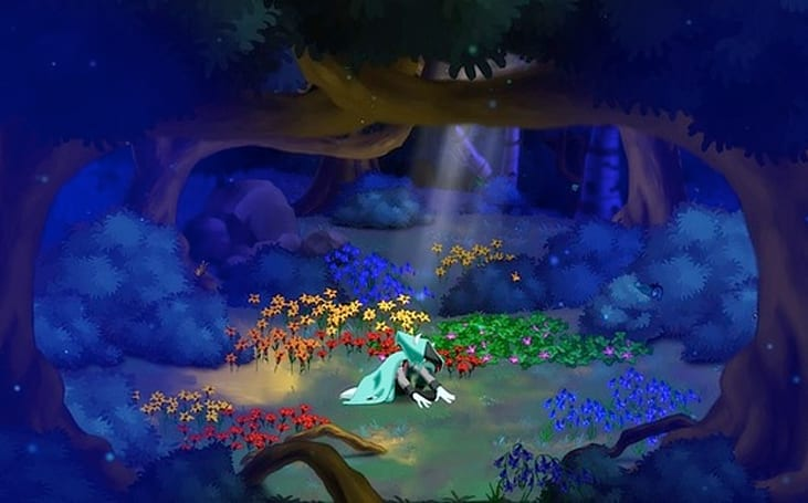 Dust: An Elysian Tail swishes to PS4 in 1080p, 60fps
