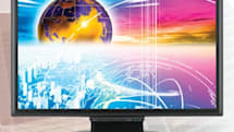 NEC launches trio of spreadsheet-ready MultiSync LCDs