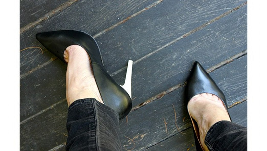 Blast, Blow, Stretch: How To Stretch Out Your Too-Tight Shoes
