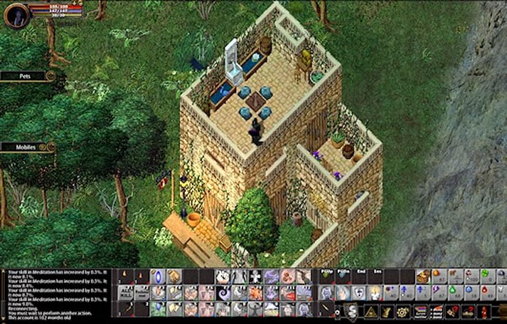 Ultima Online producer's letter promises revitalization of classic content