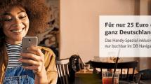 Deutsche Bahn wirbt für DB Navigator mit 25 Euro Tickets
