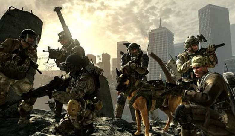 Call of Duty: Ghosts gets the squad together in new multiplayer modes
