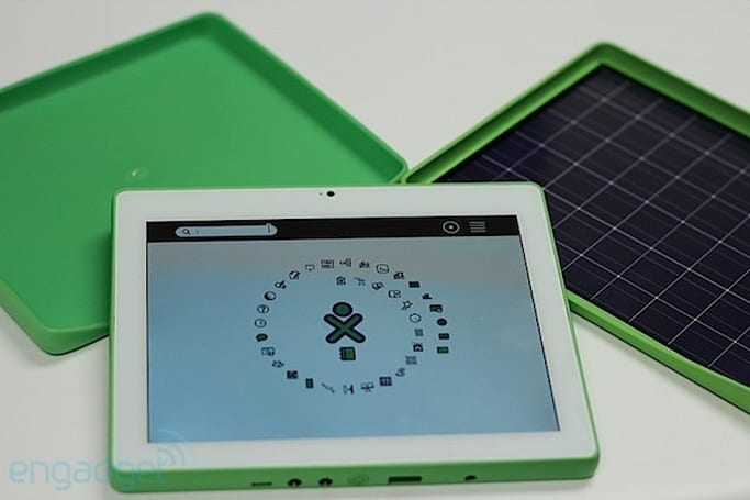 OLPC's XO 3.0 tablet hands-on (video)