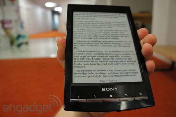 Sony Reader WiFi review