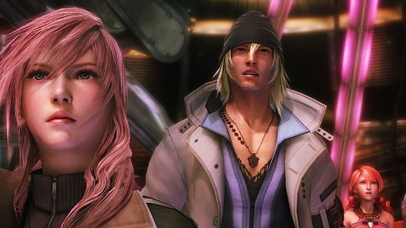 Final Fantasy XIII character progression system explained