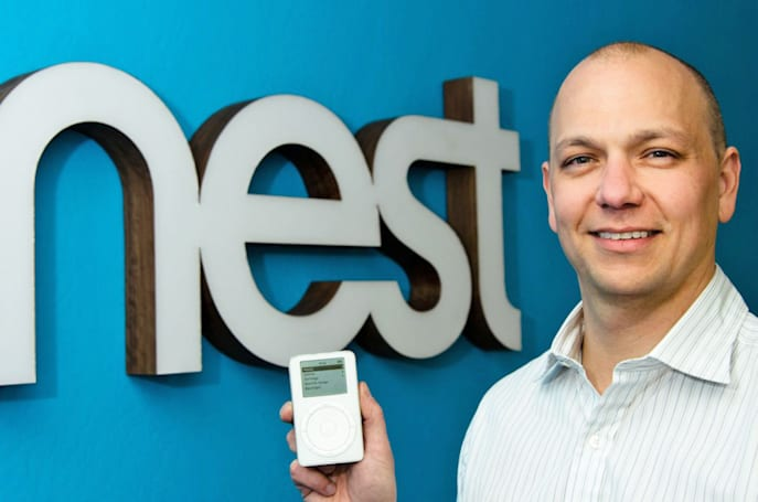 Nest co-founder and CEO Tony Fadell steps down