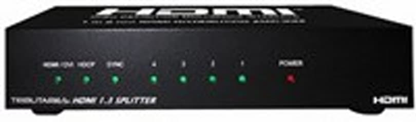 Tributaries offers up HDA140 1-in / 4-out HDMI distribution amplifier