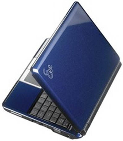 Eee PC modded by Intel engineers to boot in five seconds
