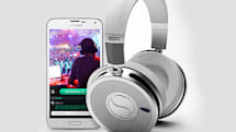 These high-tech headphones will livestream your next gig