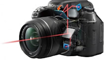 Sony Alpha A550 DSLR reviewed: new tricks, new trade-offs