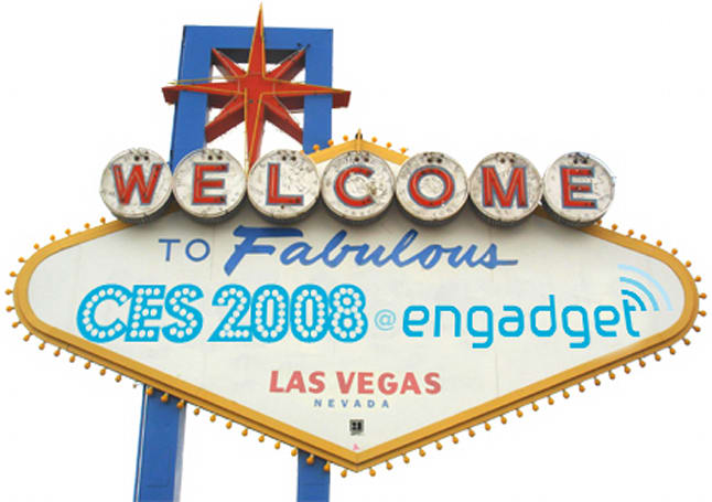 CES 2008: everything you need to see