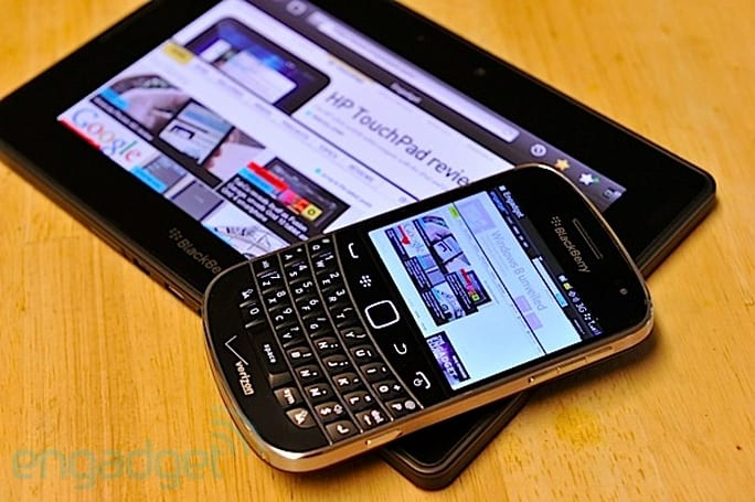 BlackBerry 7 devices get American, Canadian Government approval