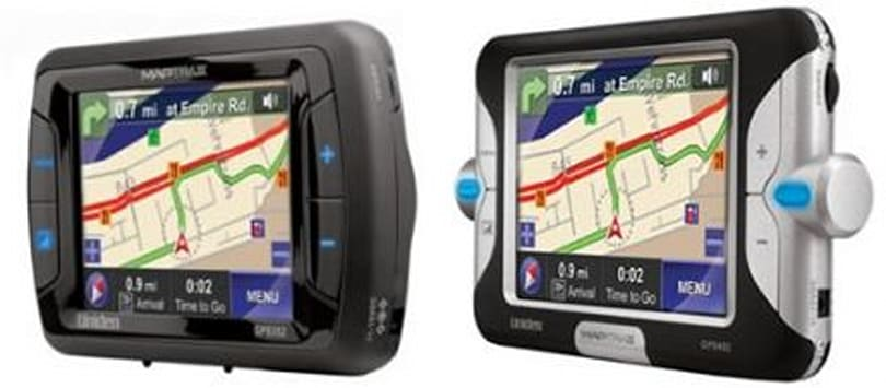 Uniden's GPS-402 and GPS-352 GPS units now shipping