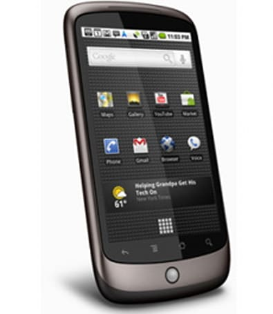 Nexus One coming to Vodafone UK in April, says Telegraph