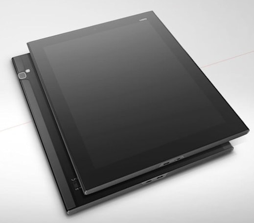 Vizio reveals an image of its new 10-inch tablet... and not much else (update: there's more)