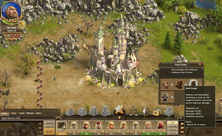 Ubisoft announces free-to-play strategy title 'Castle Empire'