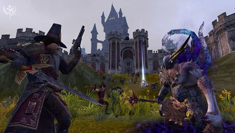 Today's Warhammer Online update unifies RvR currency