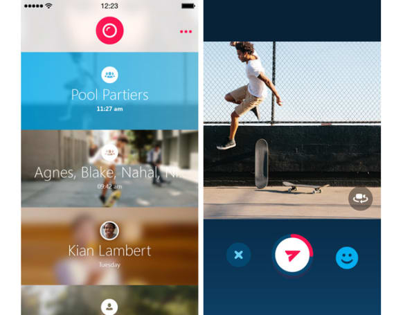 "Skype Qik wants to become your ""go to"" video message app"