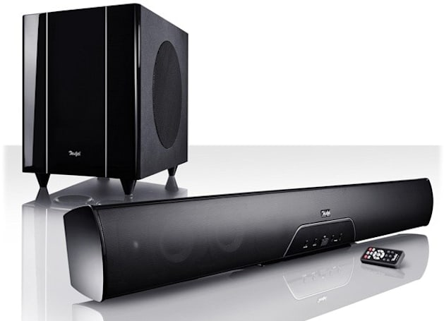 Teufel releases devilishly elegant Cinebar 50 soundbar in Europe