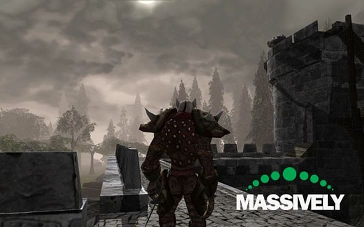 Choose My Adventure: A fond farewell (but not really) to dear old Darkfall