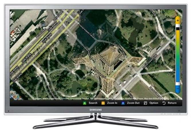 Google Maps, Facebook come to Samsung TVs & Blu-ray players