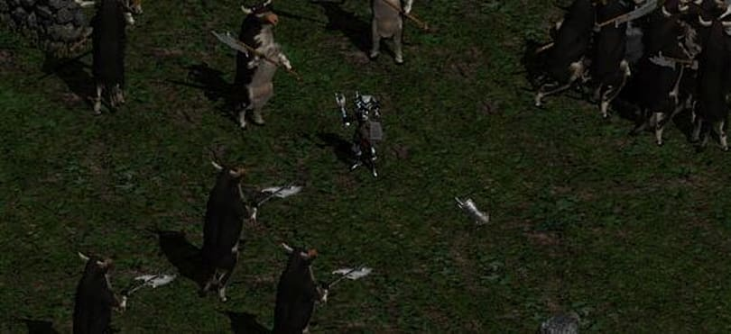 The Queue: There is a Cow Level