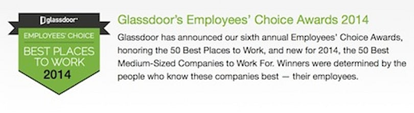 Apple ranks 35th in Glassdoor's 'Best Places to Work 2014' survey