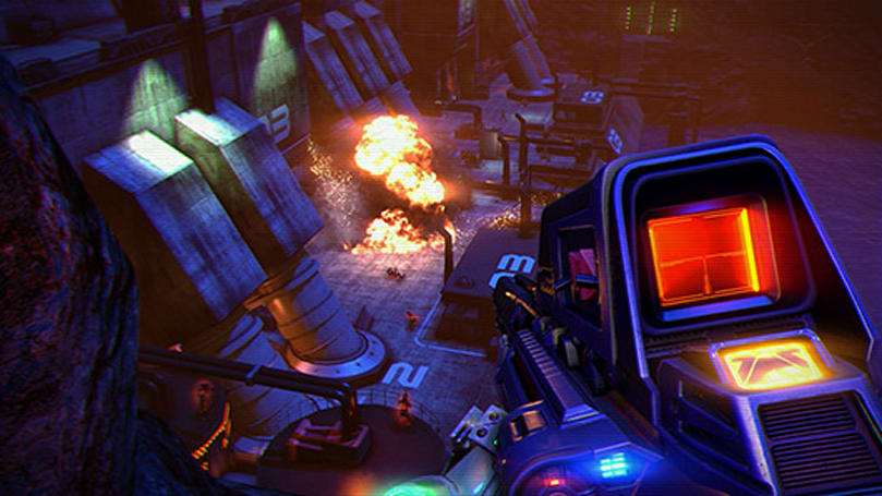 Don't expect a Blood Dragon sequel from Ubisoft