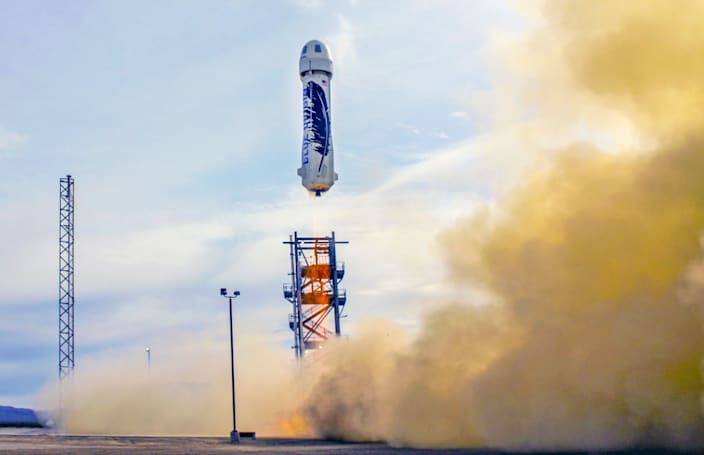 Blue Origin will livestream its next launch on June 19th