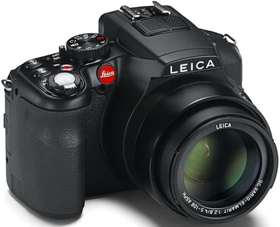 Leica unveils V-Lux 4 superzoom, D-Lux 6 compact to mirror their Panasonic counterparts