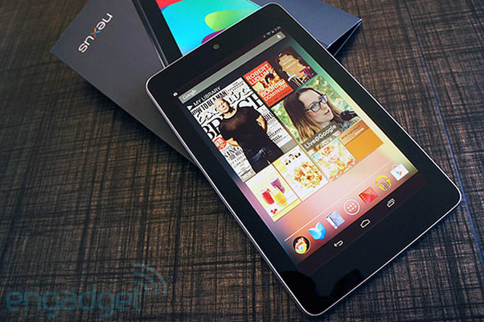 GameStop plans to sell Nexus 7, starts taking Android tablet trade-ins