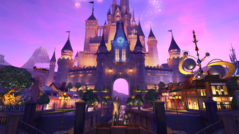 Disney puts all of its movie VR experiences in a single app
