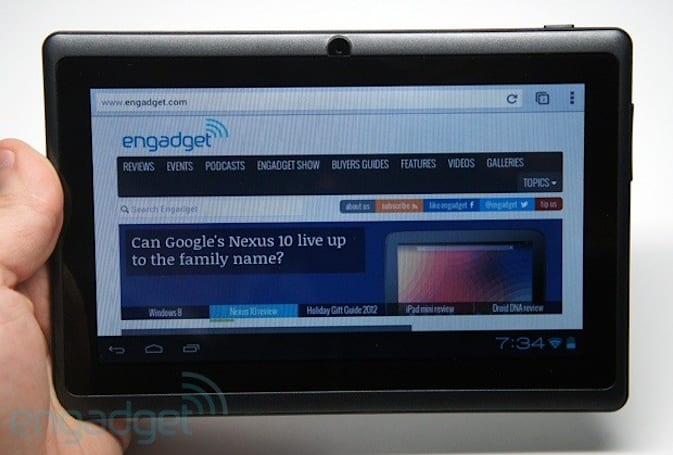 Aakash 2 hands-on: the $40 educational slate with revolution on its mind