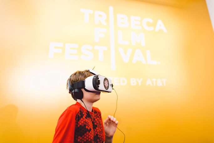 Tribeca Film Festival wants to normalize VR for the masses