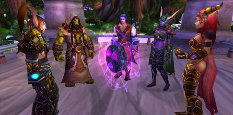 """Blizzard short stories continue with """"Charge of the Aspects"""""""