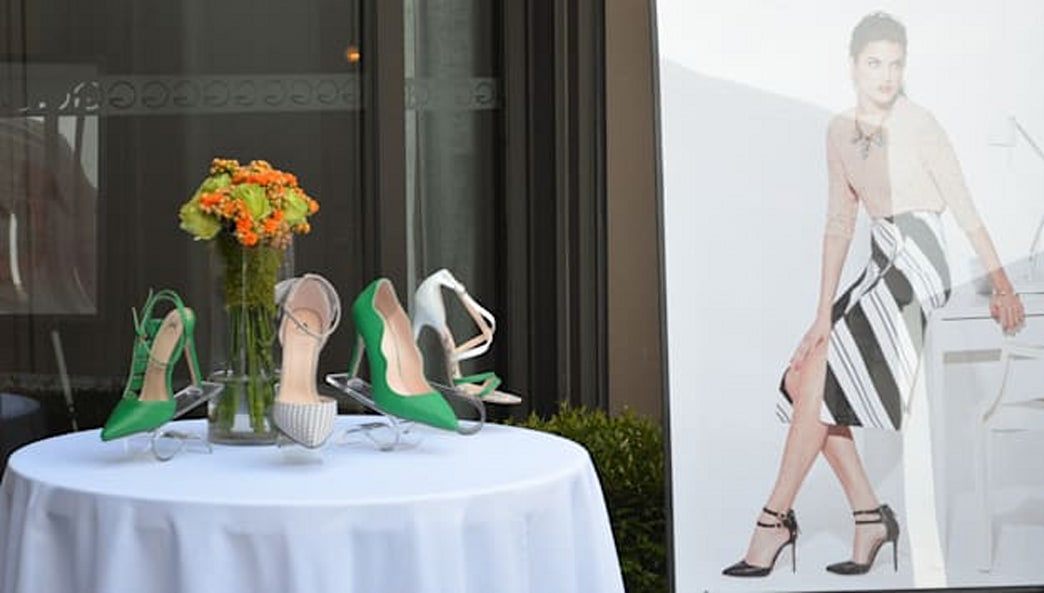 ShoeDazzle's spring collection debuts with a bang