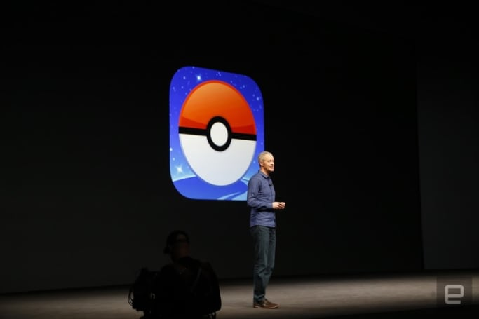 Pokémon Go coming to Apple Watch, phone still required to catch 'em all